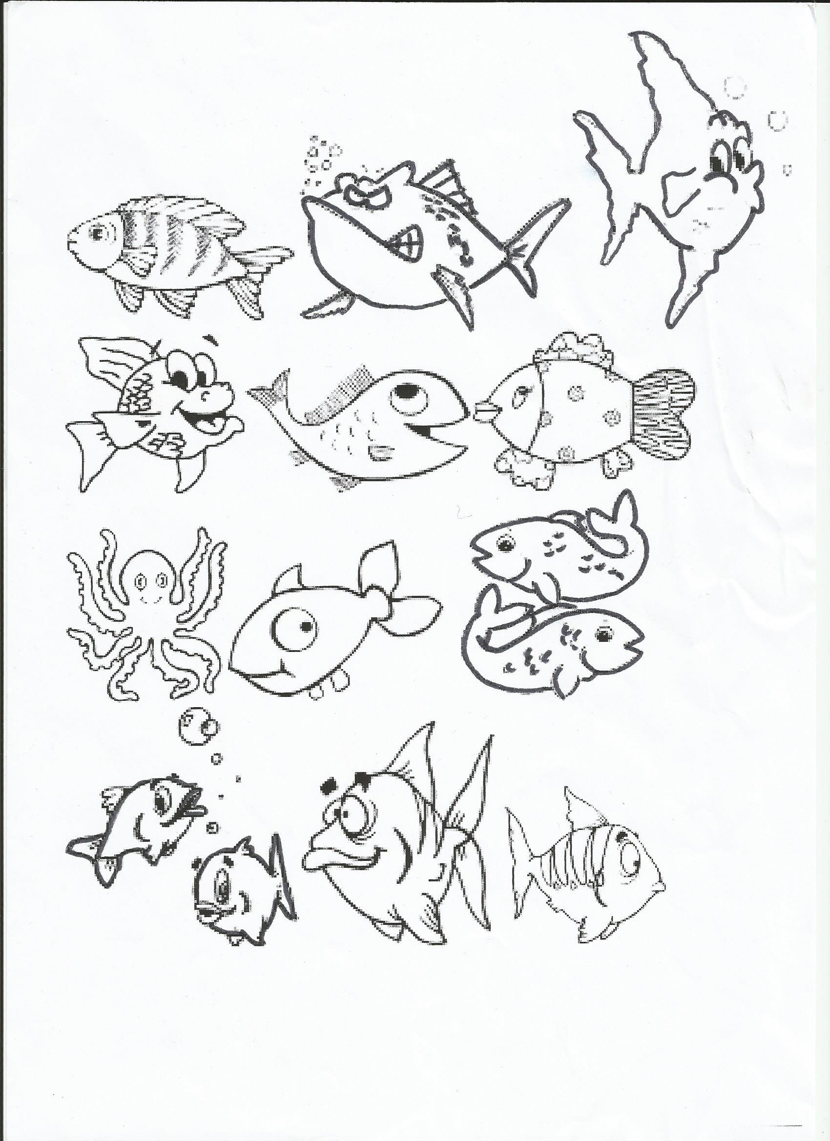 Pesci da acquario piccolo scalare del pesce dell acquario for Pesci da colorare per bambini